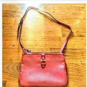 NWT Hot pink Ralph Lauren crossbody bag